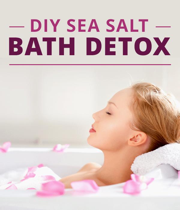 DIY Cleansing Bath
