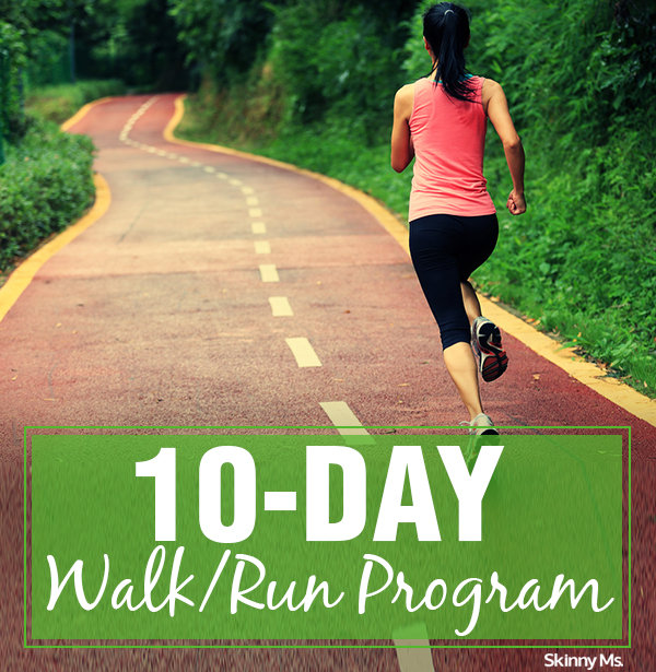 10-Day Walk Run Program