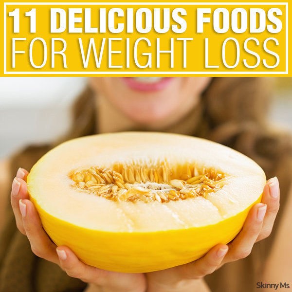 11 Delicious Foods for Weight Loss