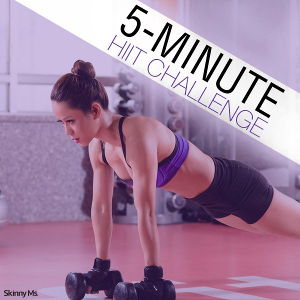 5-Minute HIIT Challenge