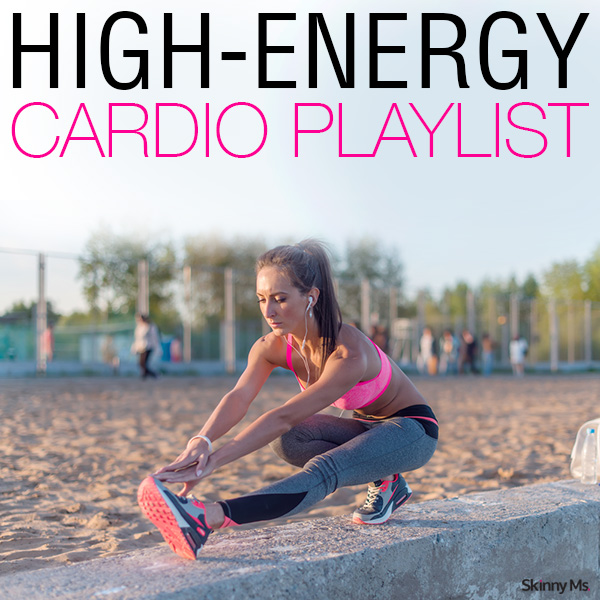 High-Energy Cardio Playlist