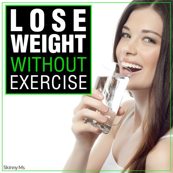 Can You Lose Weight Without Healthy Food