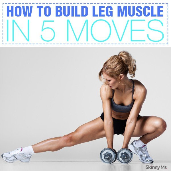 Muscle Building Workouts Legs