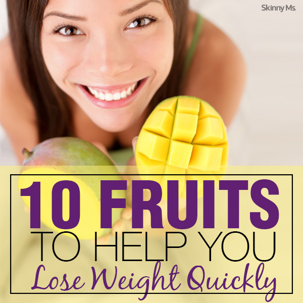 fruits help you lose weight