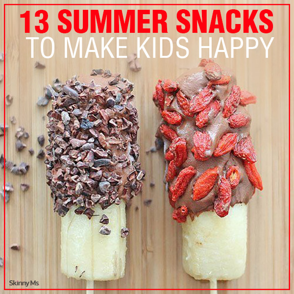 21 Refreshing Redneck Recipes And Camping Food Ideas: 13 Kid-Friendly Summer Snacks