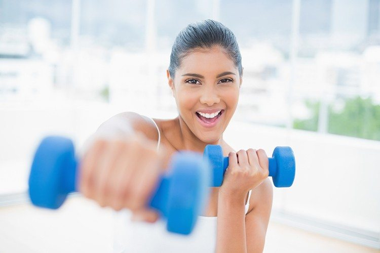 Slimming Summer Arm Workout