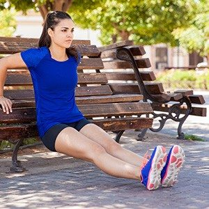 15 Bodyweight Workouts You Can Take Anywhere