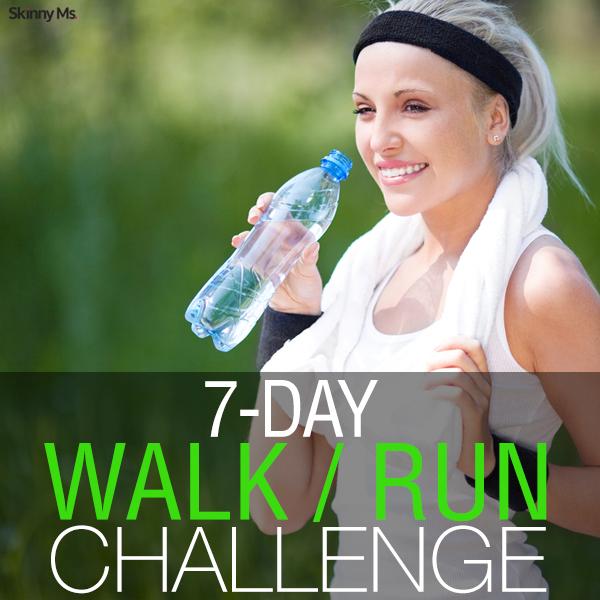 7-Day Walk-Run Challenge