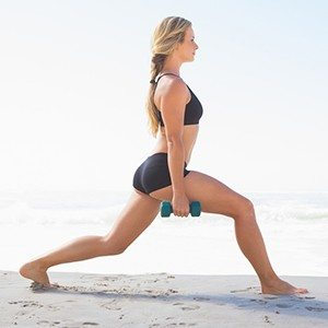 Beach Butt Workout
