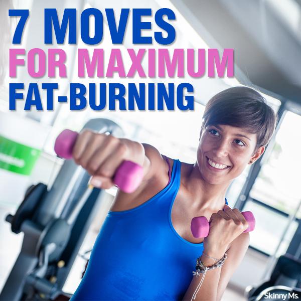 7 Moves for Maximum Fat-Burning