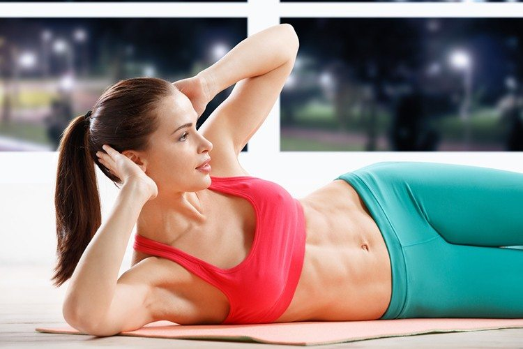 20-Minute Total Body Tabata Workout