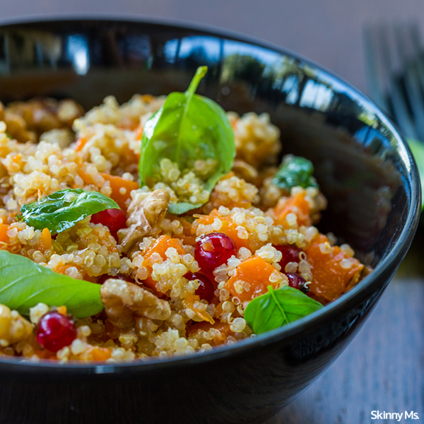 Butternut squash and cranberry quinoa salad forumfinder Images
