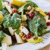 Harvest Salad with Maple Wanut Vinaigrette Recipe Thumbnail
