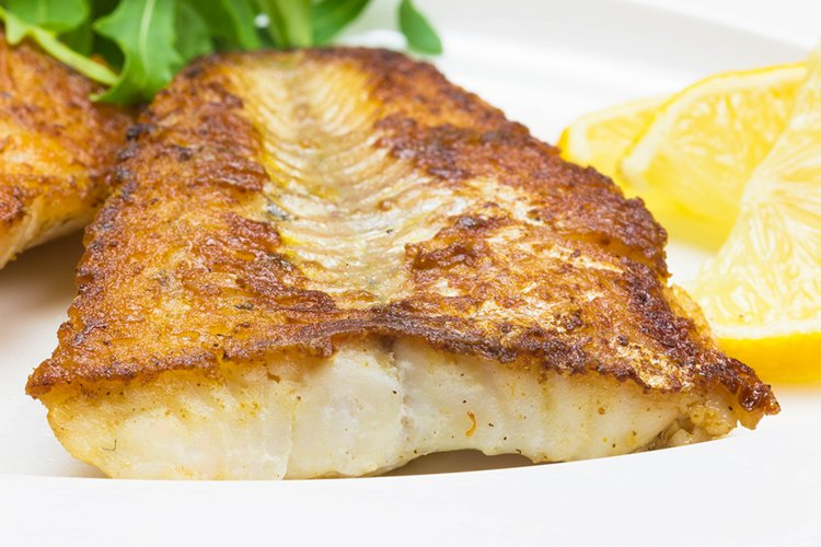 Savory Lemon White Fish Fillets