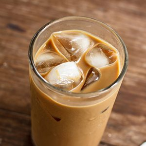 Iced chai latte calories