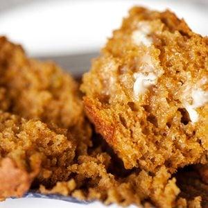 Pumpkin and Raisin Spiced Muffin Thumbnail