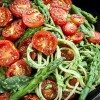 Skillet Spaghetti with Tomatoes and Spinach Thumbnail