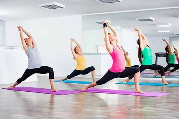 Yoga Moves for Toned Legs