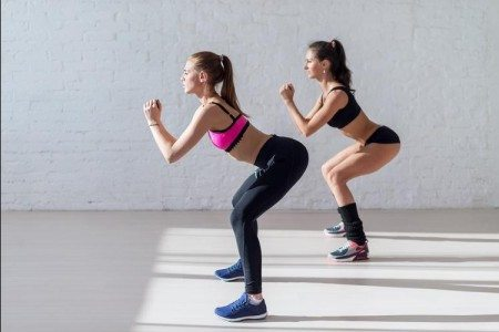 7-Day HIIT Butt Challenge