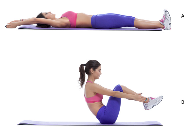 7-Minute Flat Abs Challenge 005