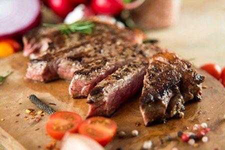 Easy Seared Grass-Fed Ribeye Steaks