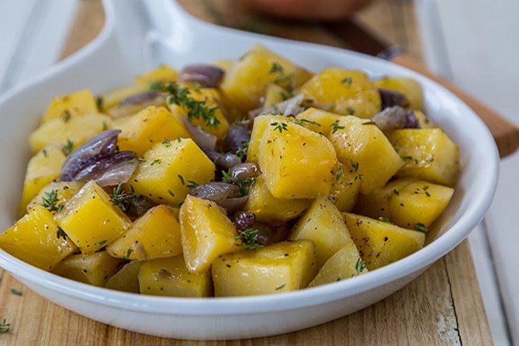 Slow Cooker Easy Potato Bake Recipe