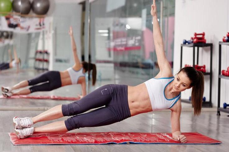 20-Minute Oblique Workout for A Slimmer Waist