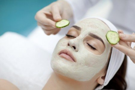 3 DIY Healing Cucumber Facial Masks