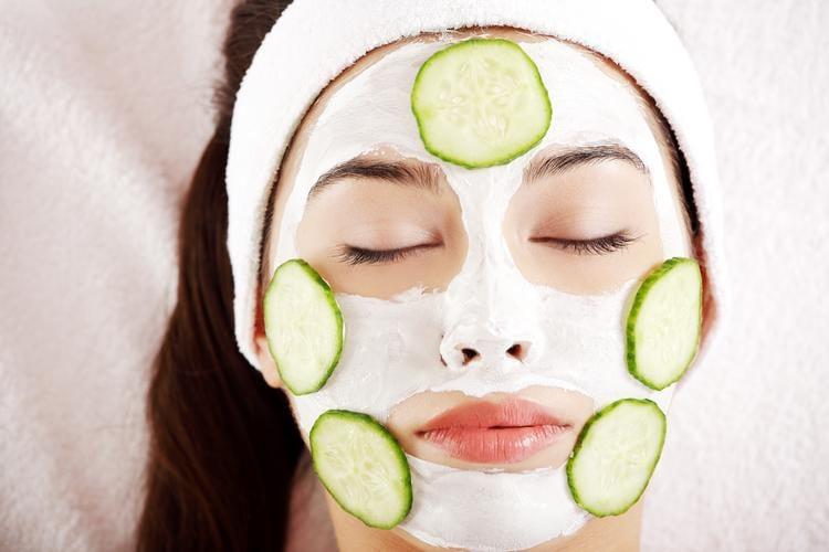 3 DIY Healing Cucumber Facial Masks