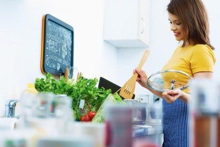 Want to Lose Weight? Rethink Your Kitchen.