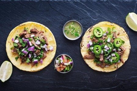 Authentic Everything Beef Tacos
