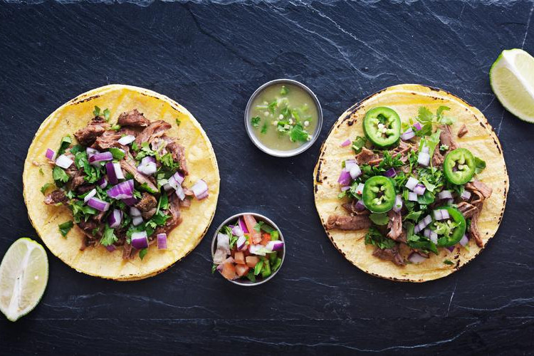 Running Short on Food? Check out these Recipes that Require Six Ingredients or Fewer! Beef Taco