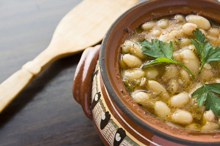Crockpot Rosemary Amp Garlic Cannellini Beans