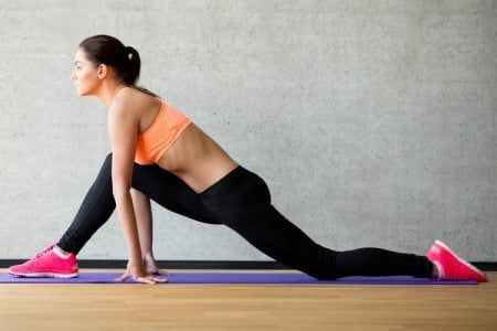 Equipment-Free Lower Body Workout