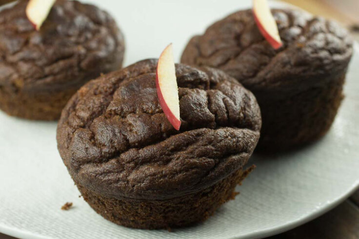A grab and go, gluten-free muffin recipe for busy mornings!