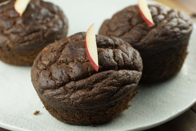 Gluten-Free Pumpkin Apple Muffin Recipe