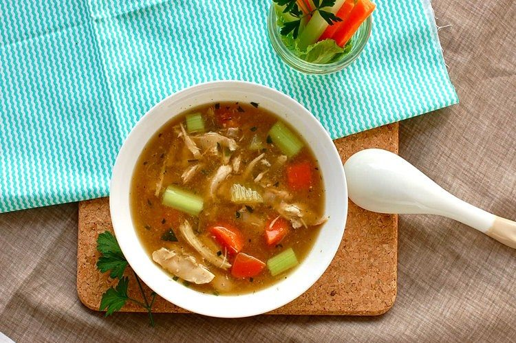 15 Low Carb Soup Recipes For Weight Loss