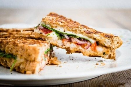 9 Vegetarian Sandwich Recipes to Pack for Lunch