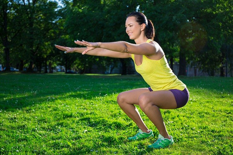2 Move Fat Burning HIIT Workout