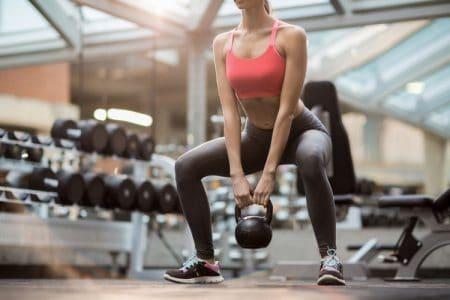 3-Move Kettlebell Butt Lift Workout