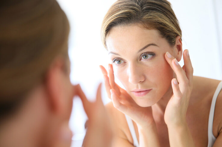 natural anti aging skin care tips