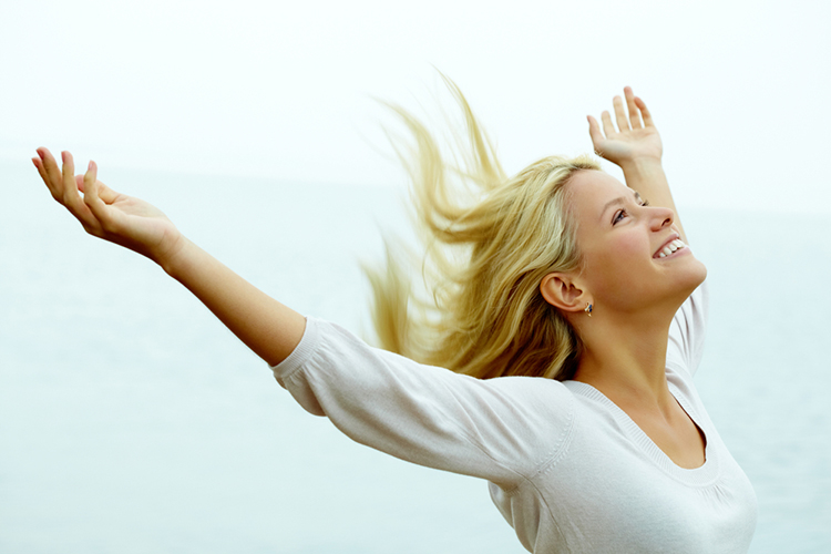 reduce stress and increase happiness through meditating