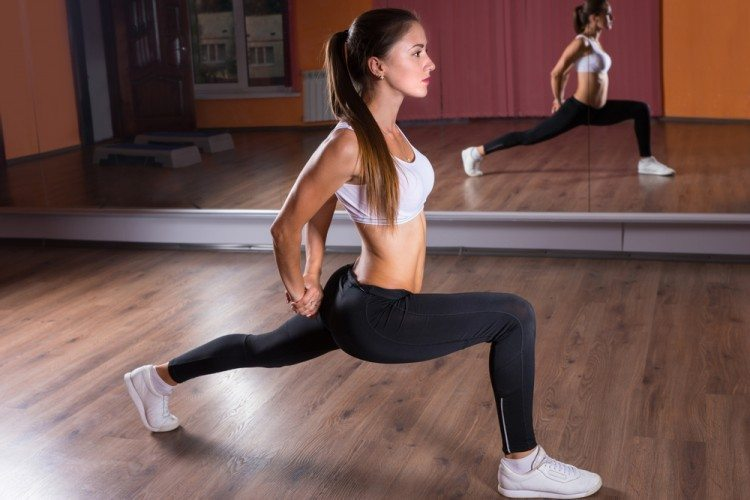5 Moves for Thinner Thighs - Effective Thigh Slimming Workout