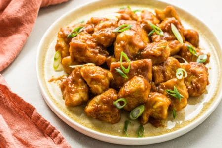 6-Ingredient Orange Chicken