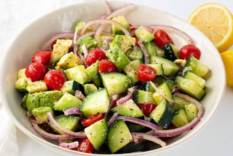 Serve this fresh recipe at your next Spring picnic or Summer cookout.