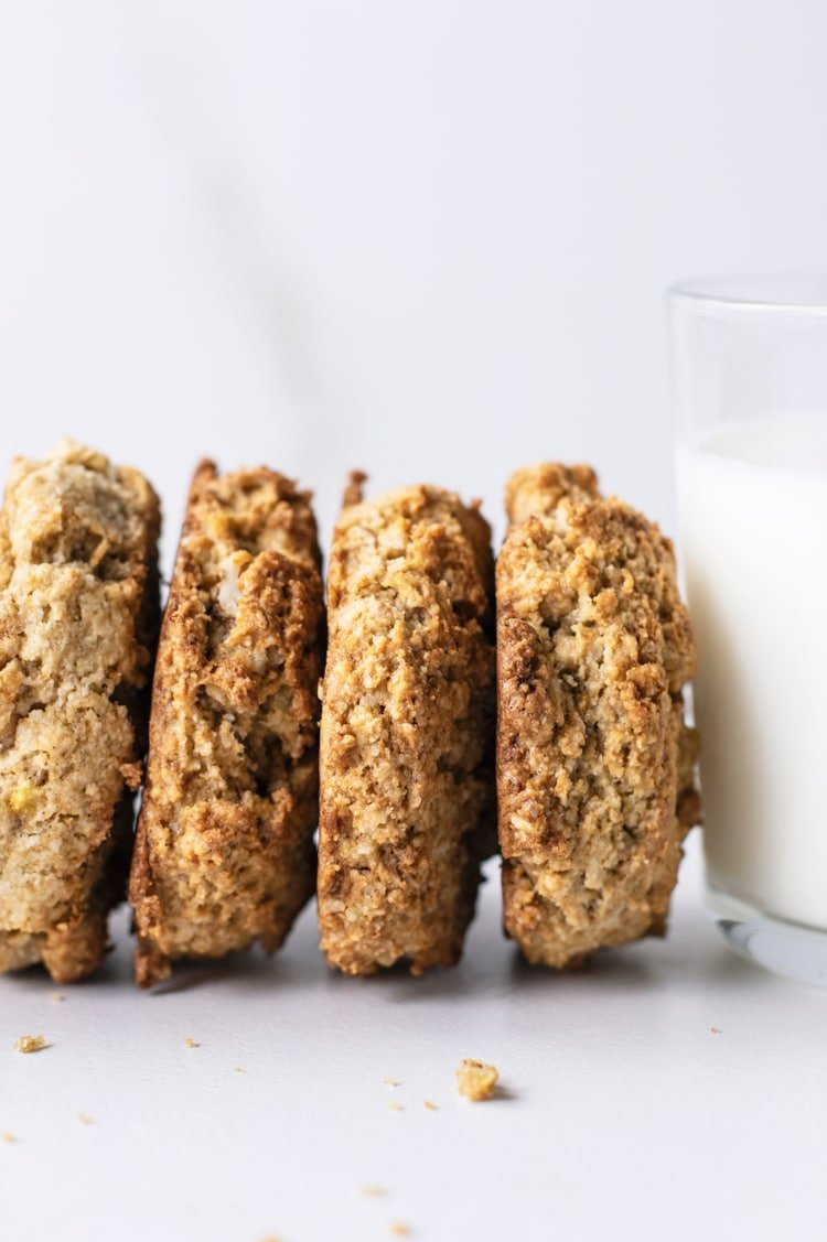 Coconut Banana Paleo Cookies