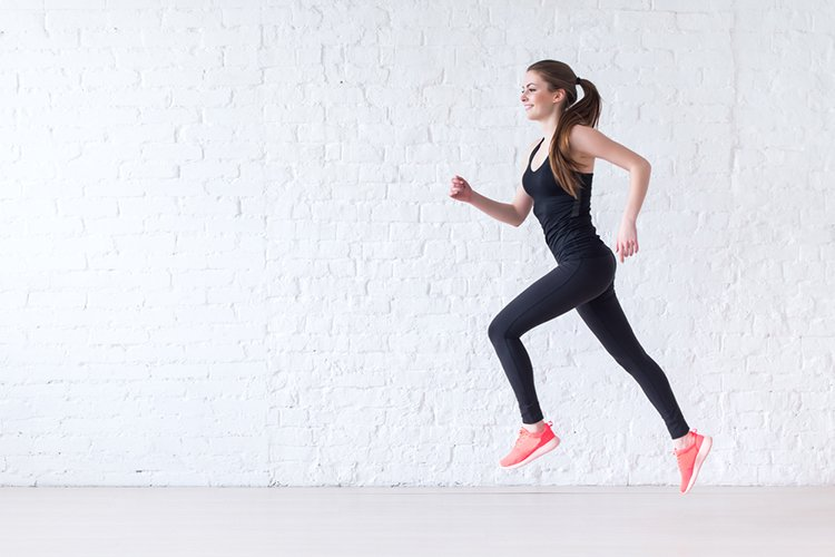 Fast Cardio Workout Equals 45-Minutes at the Gym