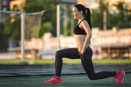 Fast Lower Body Routine Equals 45-Minutes at The Gym