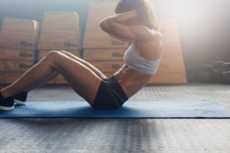 3 Best Moves for Washboard Abs