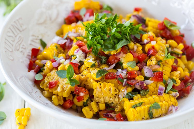 Best Ever Corn Salad